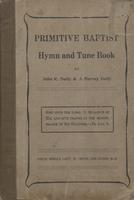 Primitive Baptist Hymn and Tune Book