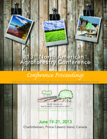 North American Agroforestry Conference, 2013