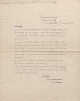 Letters to Thornton Hunt from Various Authors, page 4 [transcript]