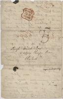 Letter to Leigh Hunt from Mary and Margaret Gillies