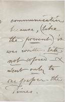Letter to Thornton Hunt from Unknown Authors, page 3