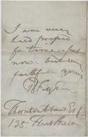 Letter to Thornton Hunt from Unknown Authors, page 4