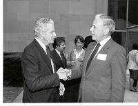 Richard Bolling with Tom Bevill