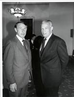 Martin Sabo and Richard Bolling at a Missouri Delegation Reception