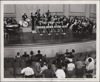 Filming the Benny Goodman Story