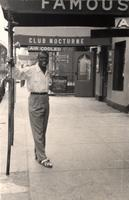 Eddie Barefield at the Famous Door