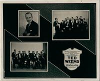 Publicity print of Ted Weems and his Orchestra