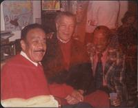 Buck Clayton, Earle Warren and Jackie Williams