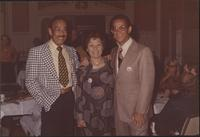 Buck Clayton, Sally Tokashiki Young, and Trummy Young