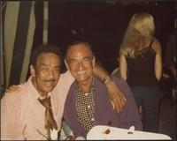 Buck Clayton and John Darville, Nice, France