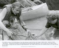 Ned Beatty, Jon Voight and Ronny Cox in a scene from the film