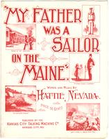 My father was a sailor on the Maine
