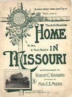 There's no place like home to me, if that home's in Missouri