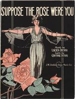 Suppose the rose were you
