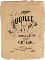 Brown's Jubilee march