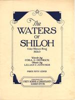 waters of Shiloh
