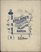 Spalding's Commercial College march