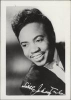 Publicity photo of Johnnie Taylor