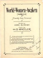 World-women awaken