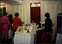 Phoenix Books' booth