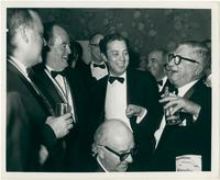 Composers and politicians at Alfalfa Club annual dinner