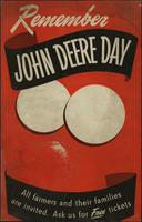 Remember John Deere Day