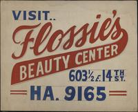 Visit… Flossie's Beauty Center
