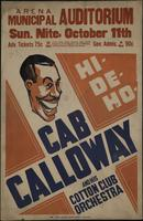 Cab Calloway and His Cotton Club Orchestra