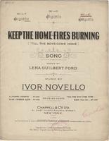 Keep the home-fires burning