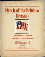 March of the Rainbow Division