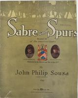 Sabre and spurs