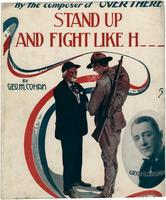 Stand up and fight like h---