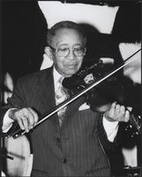 "Claude ""Fiddler"" Williams turns 92"