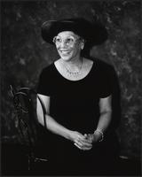 Geneva Price at the Mutual Musicians Foundation