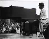Pinetop Perkins at the Kansas City Blues & Jazz Fest