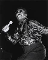 Wilson Pickett at the Kansas City Blues & Jazz Fest