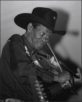Clarence Gatemouth Brown at the 2000 Kansas City Blues & Jazz Fest