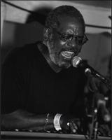 Wendell Holmes at the 2001 Kansas City Blues & Jazz Fest