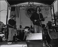Blue River Ordnance at the Kansas City Kansas Street Blues Festival 2004