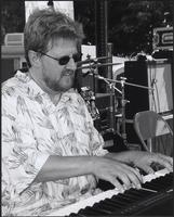 Mike Roark at the Kansas City Kansas Street Blues Festival 2005