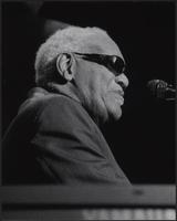 Ray Charles at the Kansas City Music Hall