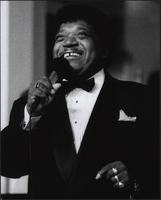 Percy Sledge at the Blue Heaven Studio