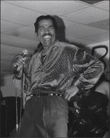 Bobby Rush at the Thanksgiving Blues Breakfast