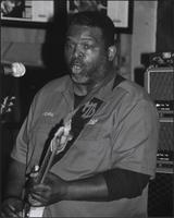 Michael Burks at BB's Lawnside Bar-B-Q