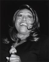 Denise LaSalle at the Grand Emporium