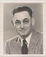 Portrait of Les W. Kricher