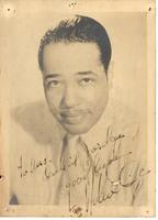 Publicity photo of Duke Ellington