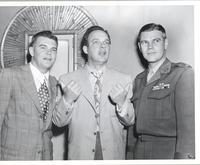Dave Dexter and Bob Crosby