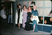 Joe Lombardo and four female impersonators