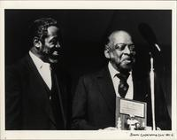 Jimmy Cheatham and Count Basie